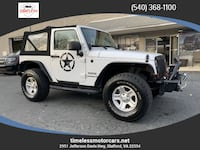 2013 Jeep Wrangler for sale Stafford