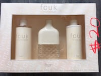 Brand New FCUK Friction for her gift set Markham, L6G 3W8