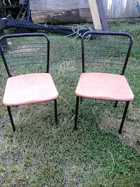 Retro folding chairs Thornville, 43076
