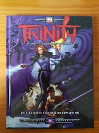 RPG - TRINITY [Epic Science Fiction Roleplaying] Madrid