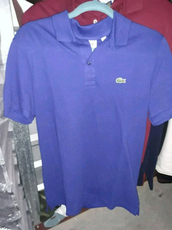 20efcc8d50c91 Used lacoste polo shirt for sale in San Jose - letgo