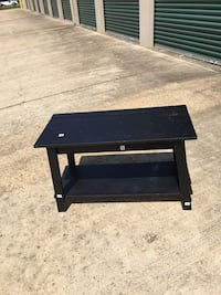black wooden tv stand Crystal Springs, 39059