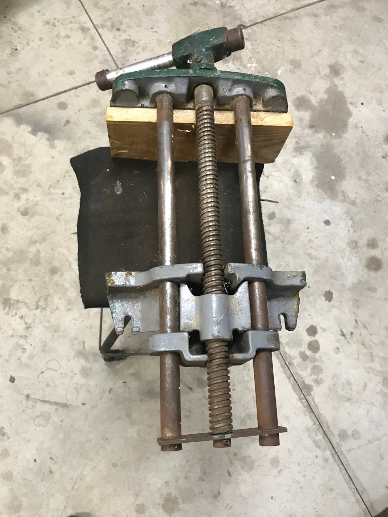 Bench Vise Made IN USA For Sale - ForSale.Plus