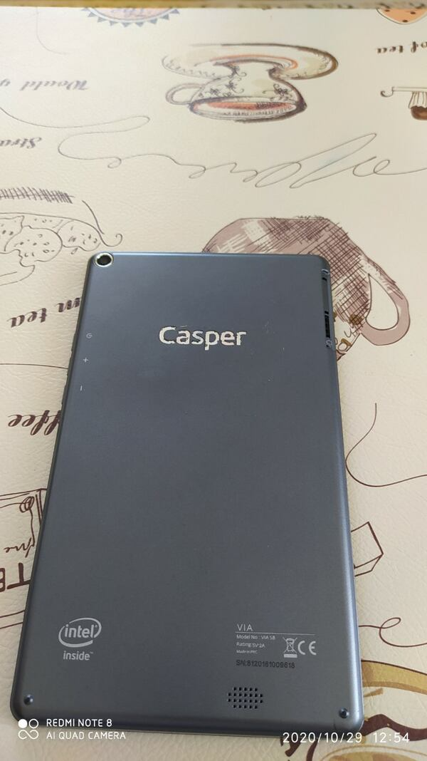 Casper Tablet 4