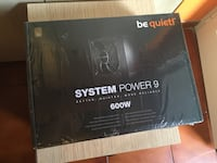 Nuovo Alimentatore be quiet system power 9 Napoli, 80128