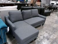Grey Pull Out Sofa Austin, 78721