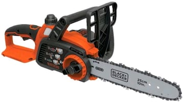 BLACK + DECKER LCS1020B 10-Inch Lithium Ion Chainsaw, 20-Volt