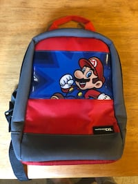 Mario 3DS Backpack/Game Case
