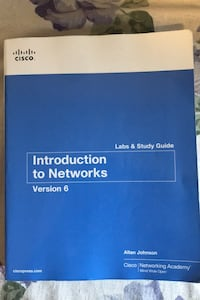Introduction to networks version 6 Toronto, M1J 3C9