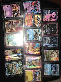 assorted Pokemon trading card collection Davidsonville, 21035