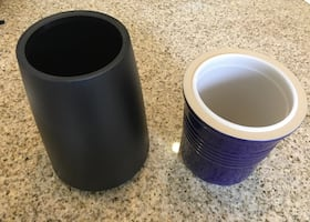 Pampered Chef wine & champagne chiller
