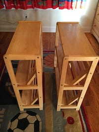 """Book shelves Length is 24"""" wide by 30"""" long Parsippany-Troy Hills, 07054"""