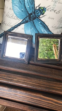 2  small Wall Mirrors Johnstown, 15906