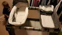 Playpen/playguard/ baby sleep/change area Langdon, T0J 1X2