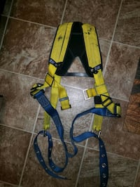 Fall protection harness Edmonton, T6W 2Y1