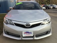 *LOW MILES* *LEATHER* 2014 Toyota Camry L -- GUARANTEED CREDIT APPROVAL! Des Moines