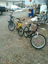 Real nice Bikes.$15 & up. Like new. Spartanburg