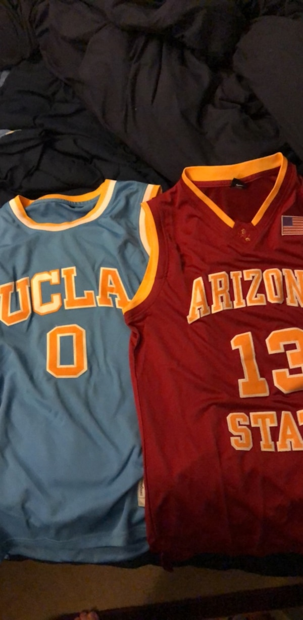 new product 14afa 00bdb Westbrook Harden College Jerseys