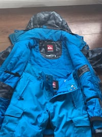 Quiksilver Snow/Snowboardong Suit Youth  London, N6H