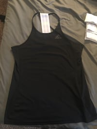 black and gray tank top Odessa, 79762