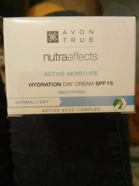 Crema da giorno Avon True Nutraeffects