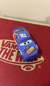 Disney Pixar Bobby Swift Toy car