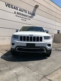2015 Jeep Grand Cherokee Limited 4WD Henderson