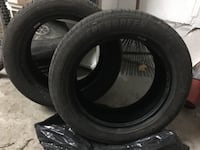 4 Evergreen all season tires TORONTO