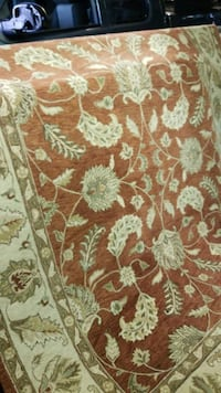 white and green floral textile Queens, 11378
