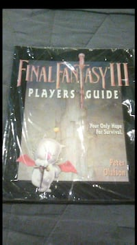 SNES Final Fantasy III Players Guide Complete Anaheim, 92804