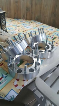 2 inch wheel spacers