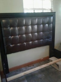 quilted black leather headboard North Miami Beach, 33162