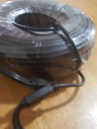 Security camera cable