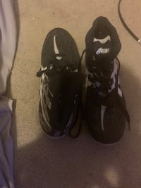 Boxing and wrestling shoes