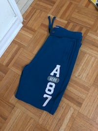 Aeropostale Blue Sweatpants Size Medium 546 km