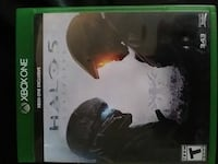 Halo 3 Guardians Xbox One game case