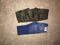 Trues both size 31. $80 each or $150 for both  Stockton, 95207