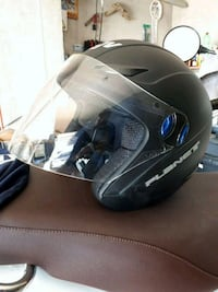 casco integrale nero 6813 km