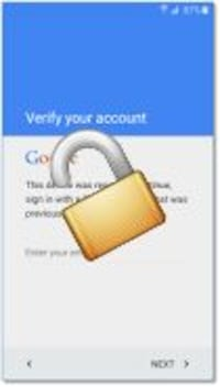 I unlock android phones with gmail locked