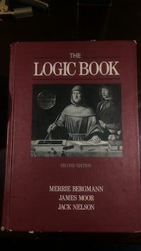 The logic book novel book Vaughan, L6A 3E7