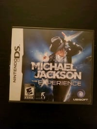Michael Jackson the Experience for Nintendo DS  Vaughan, L4L