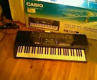 Electronic Keyboard CTK-700 by Casio Montreal, H2C 2W4