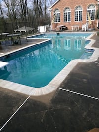 Swimming pool cleaning Lothian