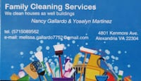 Cleaning Service Ashburn