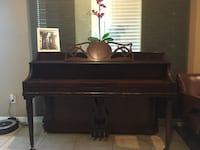 brown wooden desk with hutch Clearwater, 33765