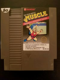 Muscle for Nintendo NES  Vaughan, L4L