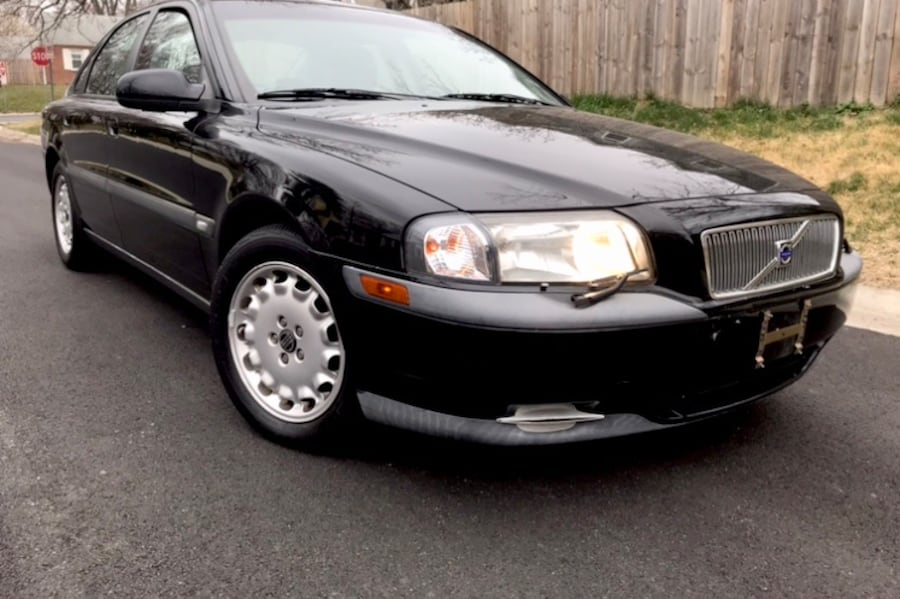 Only 90k miles- Very Low Miles *1999 Volvo S 80 ' Clean title 0