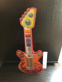 Leapfrog touch magic guitar toy Tinley Park, 60477