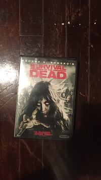 Survival of the Dead DVD case Clarksville, 37043