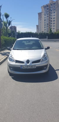 2007 Renault Clio AUTHENTIQUE 1.5 DCI